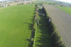 linea tiro Vista dal Drone TSN REVERE