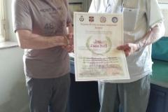 Premiazione Belli Luca