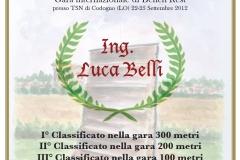 Diploma Belli Luca